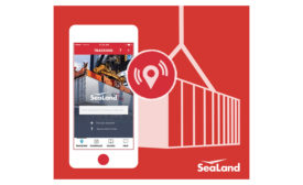 SeaLand mobile app