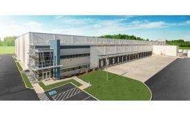Burien Cold Storage facility