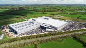 Combilift new global HQs