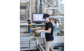 Festo WITRON expansion