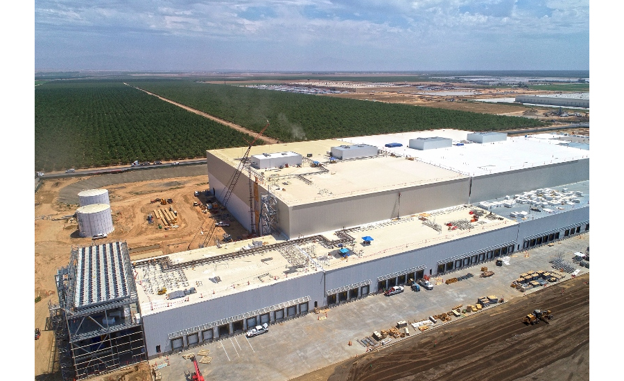 Graycor Construction to build high-capacity perishables