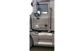 Horizon Logistics Truck