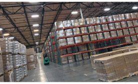 ITS Logistics AIB Food Warehouse