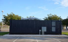 JAXPORT backup generator