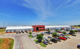 Lineage Logistics expansion
