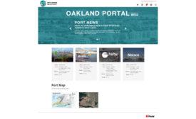 Port of Oakland Oakland Portal