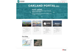 Port of Oakland Oakland Portal