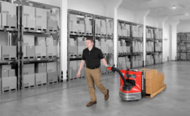 Raymond sustainable warehousing