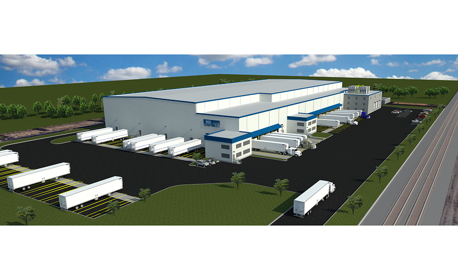 The New Facility Fulfills A Need For Refrigerated Frozen Storage In Columbus Ohio Area