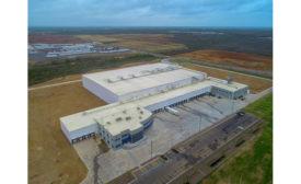 USCS Laredo Aerial