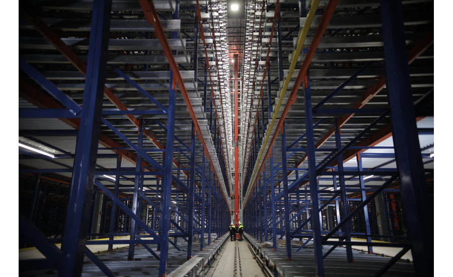 United States Cold Storage opens high-tech warehouse in