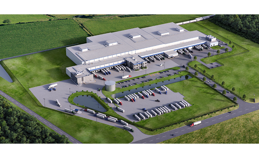 United States Cold Storage Expands Warsaw Nc Warehouse