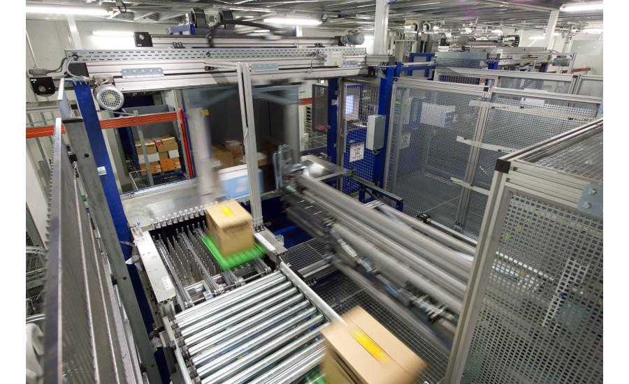 WITRON to build frozen food logistics center for Mercadona   2019-05