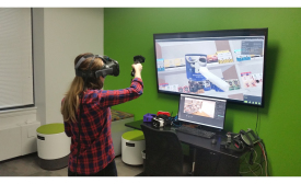 InContext Solutions VR lab