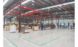 tna Australian facility