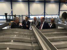 tna Netherlands manufacturing hub