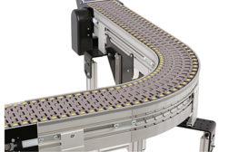 Dorner 3200 modular conveyor