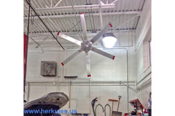 Herkules ceiling fan