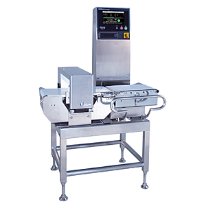 Anritsu combination checkweigher metal detector