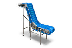 Key Tech sanitary bulk conveyor