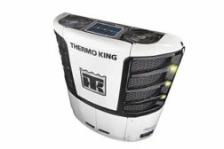Thermo King solar panel