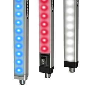 Banner Engineering dual LED lights