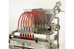 Hinds-Bock continuous motion filler