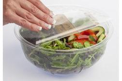KM Packaging clean peels
