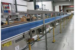 Multi-Conveyor 70 foot conveyor