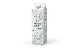 Tetra Pak milk carton