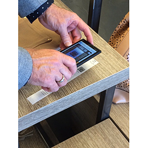Traceall Global label scanner