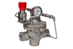 Cashco self regulating valve