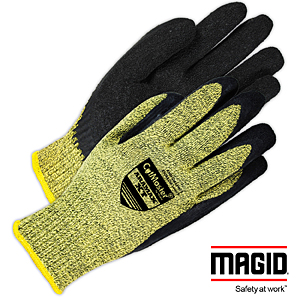 Magid cut resistent work gloves