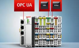 Beckhoff OPC controller