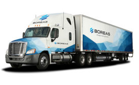 Boreas nitrogen cooling systems