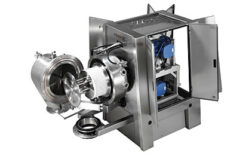 Heinkel inverting filter centrifuge