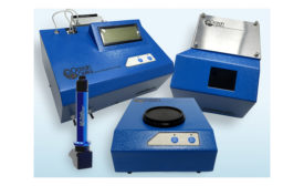 Ocean Optics measurement tool