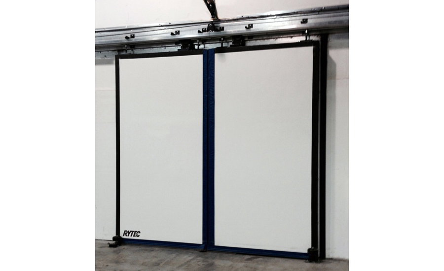 High Speed, Highly Insulated Sliding Door