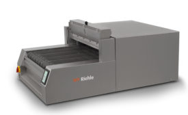 WP Riehle ITES high-speed oven