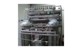 Comerg CO2 extraction machine