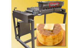 Hinds-Bock griddle depositors