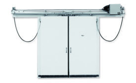 Kingspan Hercules cold storage doors