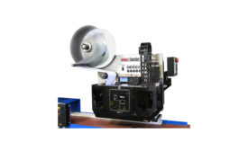 Weber Packaging liner applicator