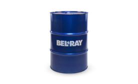Bel-Ray lubricant drum