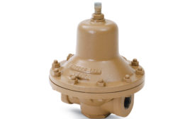 Cashco back pressure regulator
