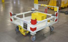Conceptual Innov push cart