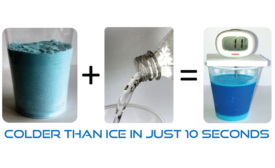 Frosty Cold coolant solution