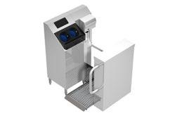 Meritech handwashing system