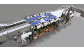 Multi-Conveyor servo combiner