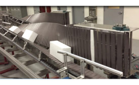 Multi-Conveyor upender